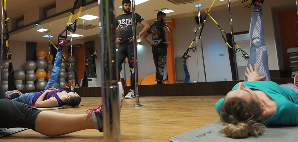 Energy-Fit Fitness Klub